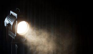 نورپردازی استودیو