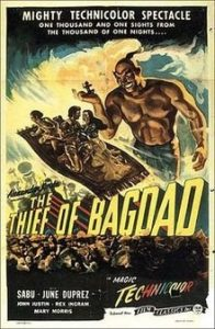 دزد بغداد 1940