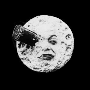 سفر به ماه ژرژ مه لیس