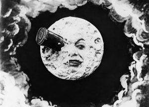 فیلم سفر به ماه اثر ژرژ ملی یس