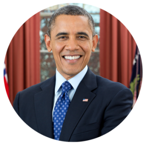 باراک اوباما رئیس جمهور امریکا